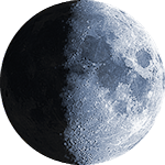 Lunar phase - 11. day