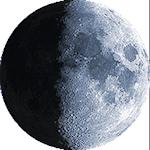 Lunar phase - 11. day