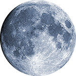 Lunar phase - 15. day