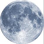 Lunar phase - 16. day