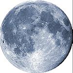 Lunar phase - 17. day