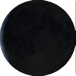 Lunar phase - 28. day