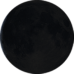 Lunar phase - 29. day