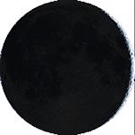Lunar phase - 4. day