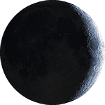 Lunar phase - 6. day