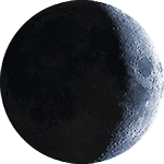 Lunar phase - 7. day